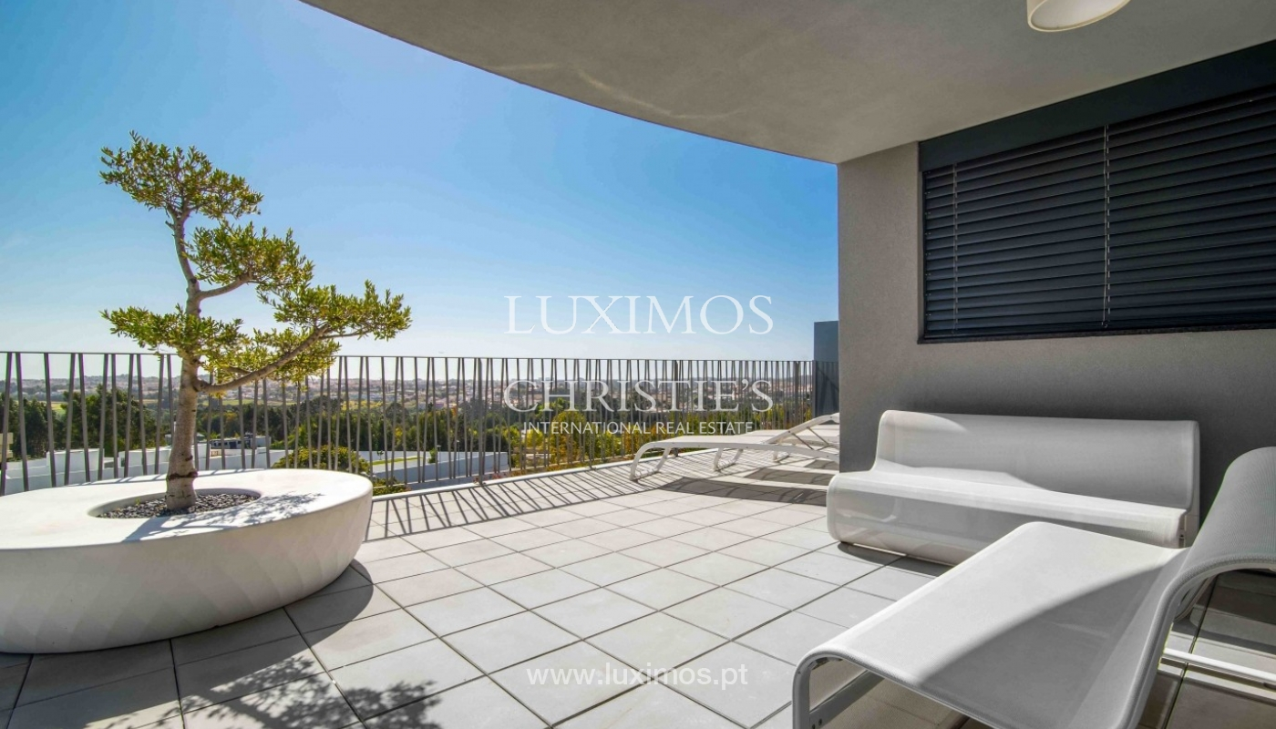 Sale of luxury duplex penthouse, with terrace, Maia, Porto, Portugal_67824