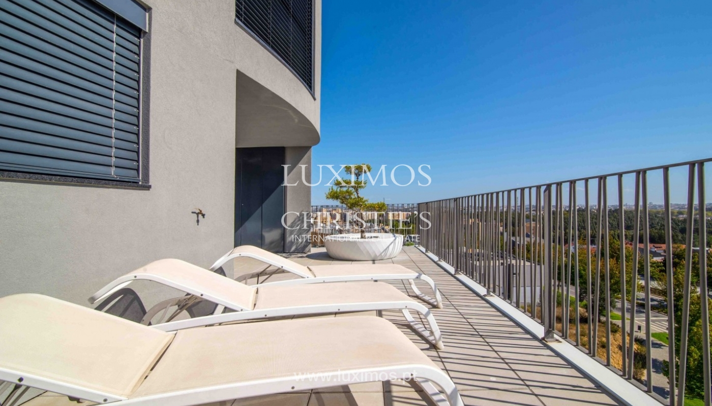 Sale of luxury duplex penthouse, with terrace, Maia, Porto, Portugal_67825