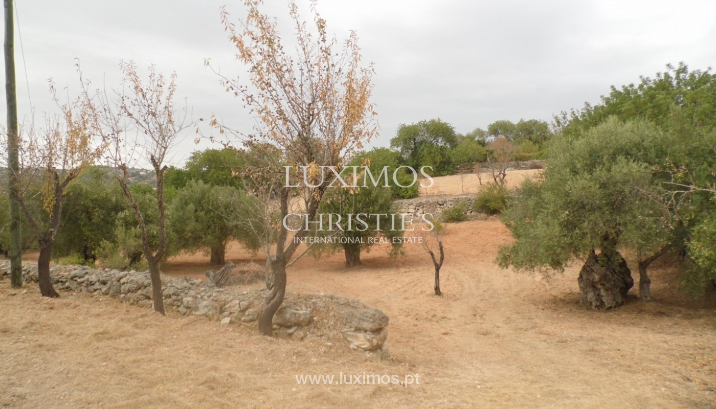 Plot area for sale, sea and mountain views, Loulé, Algarve, Portugal_68356