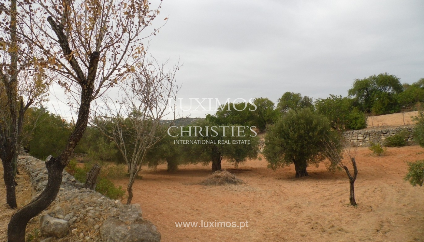 Plot area for sale, sea and mountain views, Loulé, Algarve, Portugal_68357