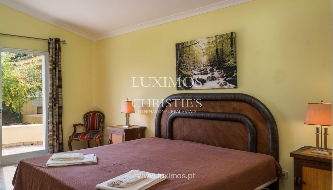 Villa à vendre avec piscine, près de la mer,Albufeira,Algarve,Portugal_68450