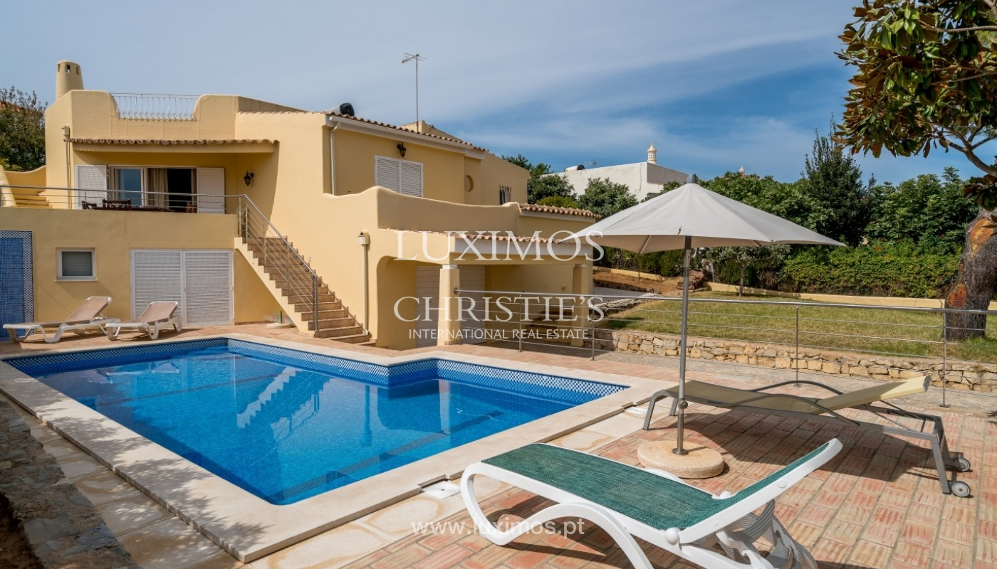 Villa for sale with pool, near the beach, Albufeira, Algarve, Portugal_68457