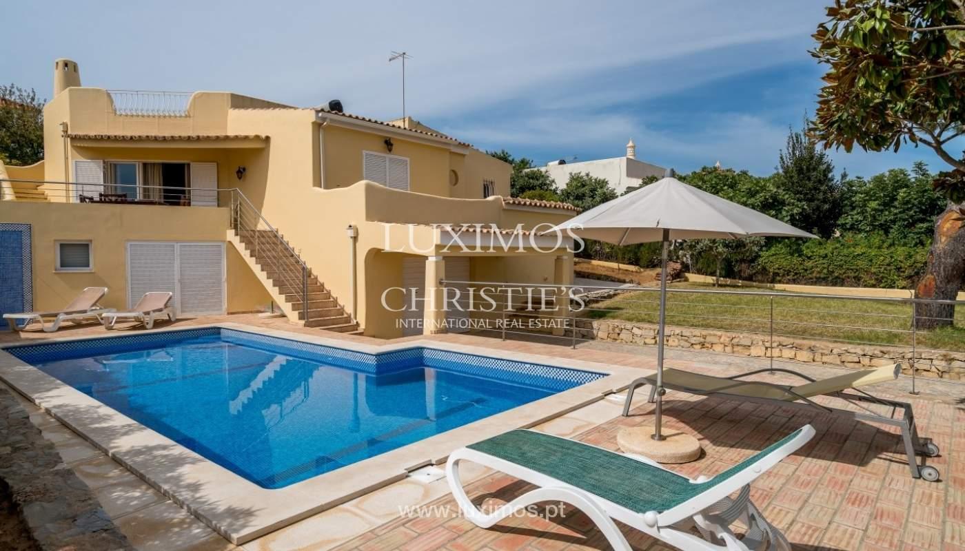 Villa à vendre avec piscine, près de la mer,Albufeira,Algarve,Portugal_68457