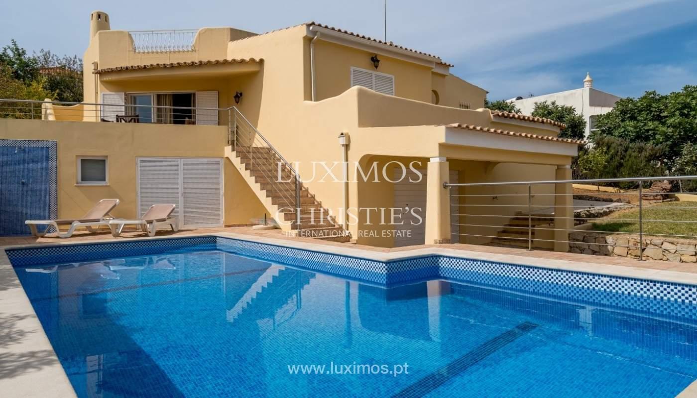 Villa à vendre avec piscine, près de la mer,Albufeira,Algarve,Portugal_68458