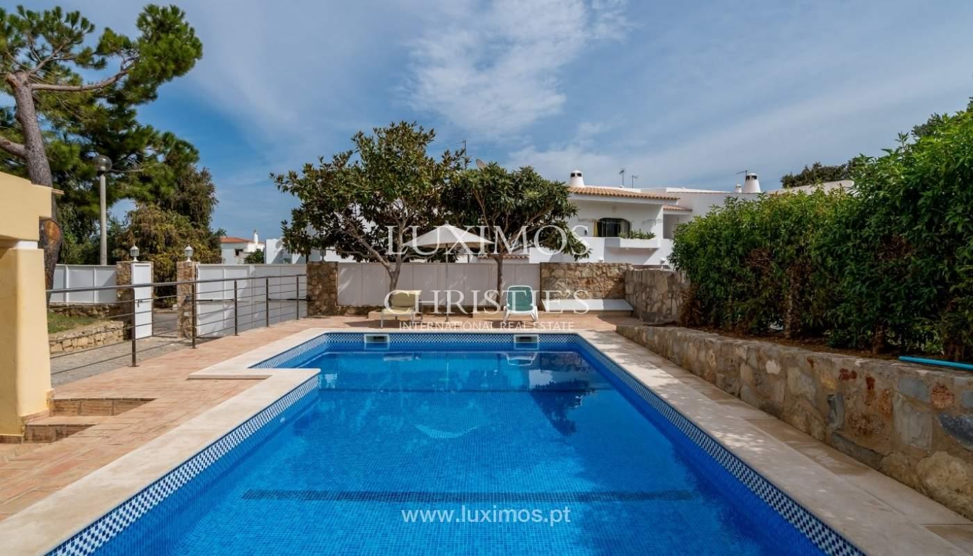 Villa à vendre avec piscine, près de la mer,Albufeira,Algarve,Portugal_68459