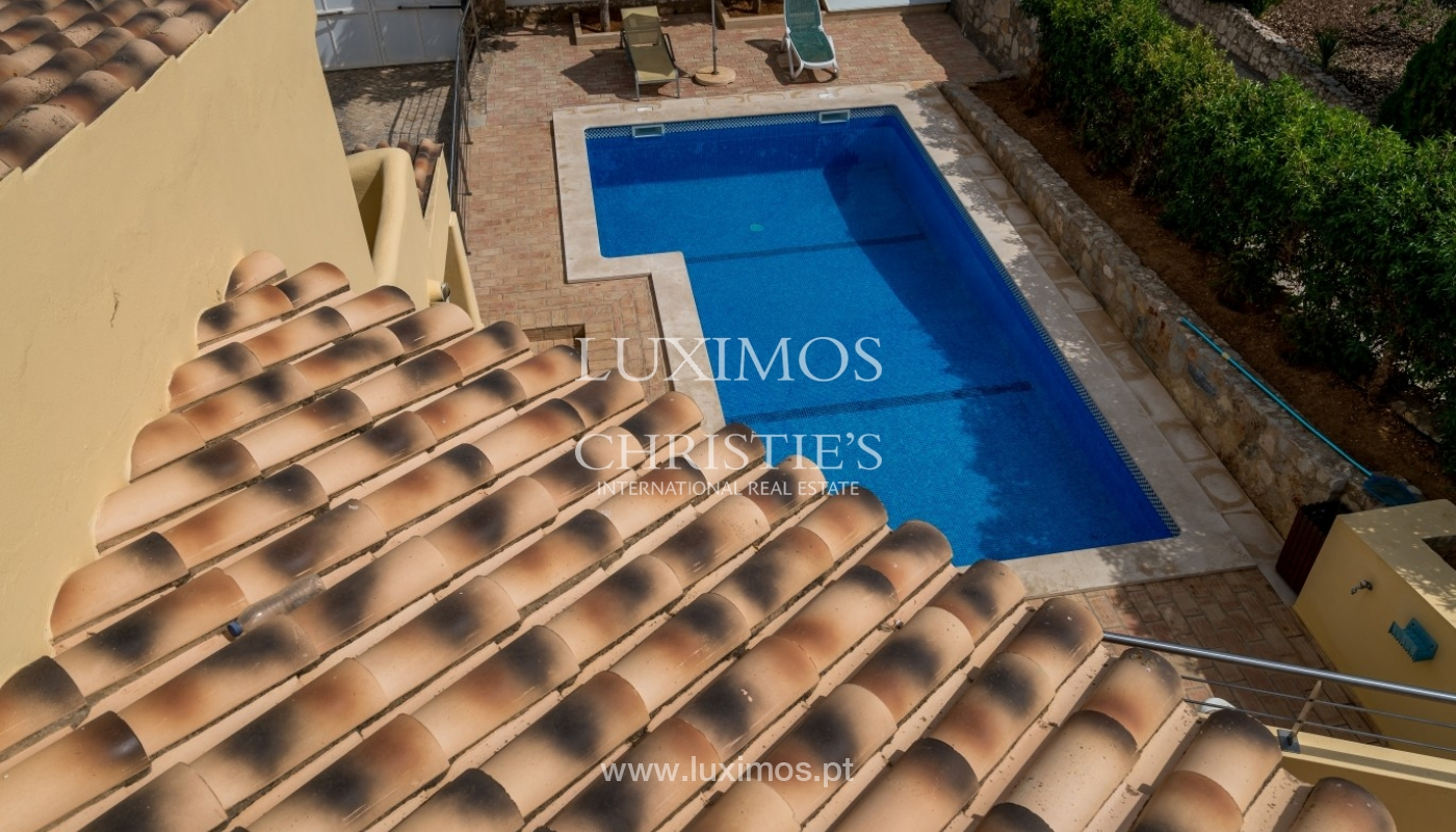 Villa for sale with pool, near the beach, Albufeira, Algarve, Portugal_68460