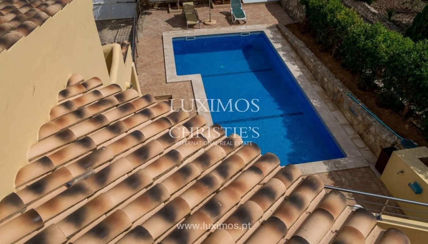 Villa à vendre avec piscine, près de la mer,Albufeira,Algarve,Portugal_68460