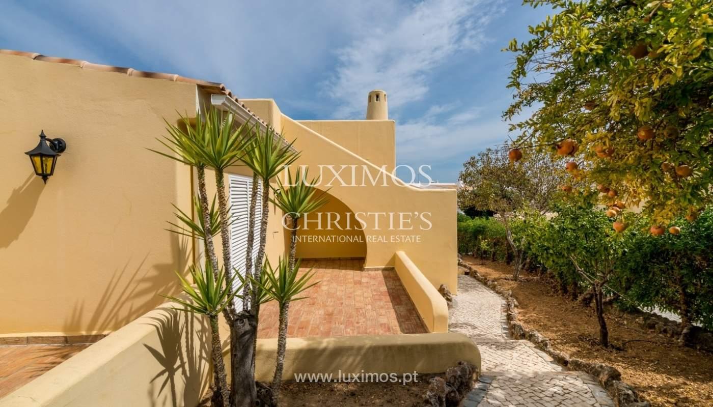Villa à vendre avec piscine, près de la mer,Albufeira,Algarve,Portugal_68463