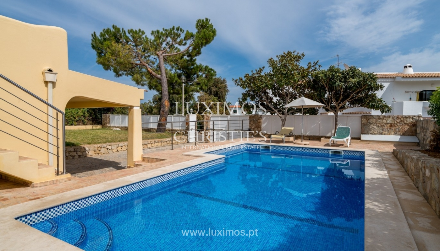 Villa for sale with pool, near the beach, Albufeira, Algarve, Portugal_68464