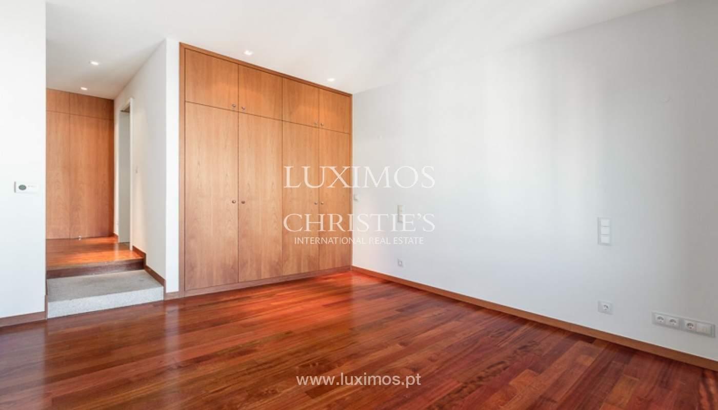 Penthouse appartement avec vue sur la mer à vendre, Porto, Portugal_68680