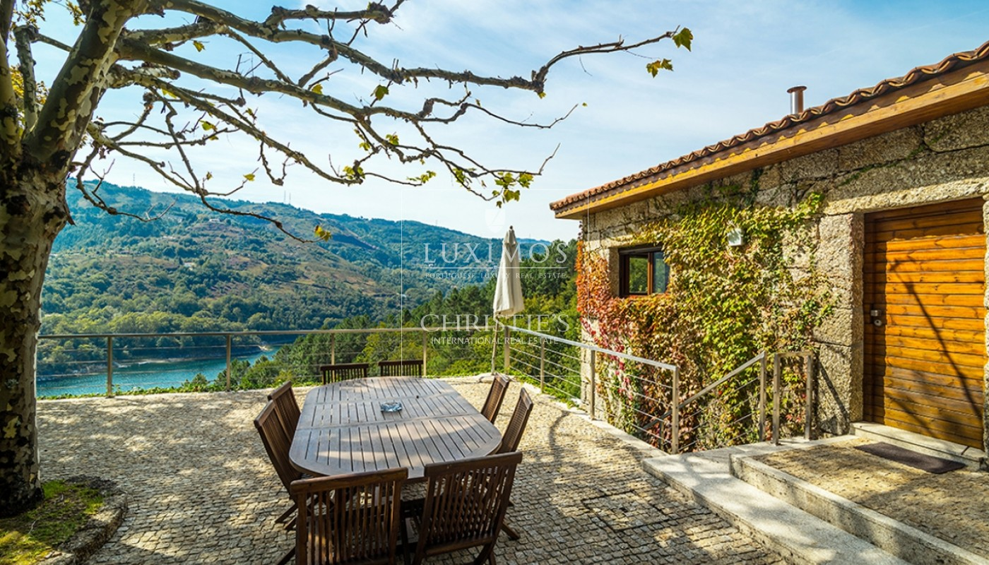 Sale of country house with river views and pool, Gerês, Portugal_68850