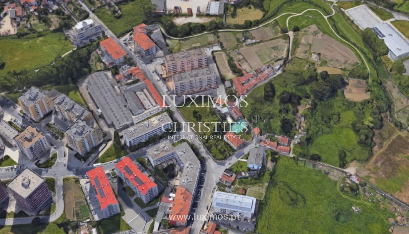 Sale of land for construction, Ramalde, Porto, Portugal_68928
