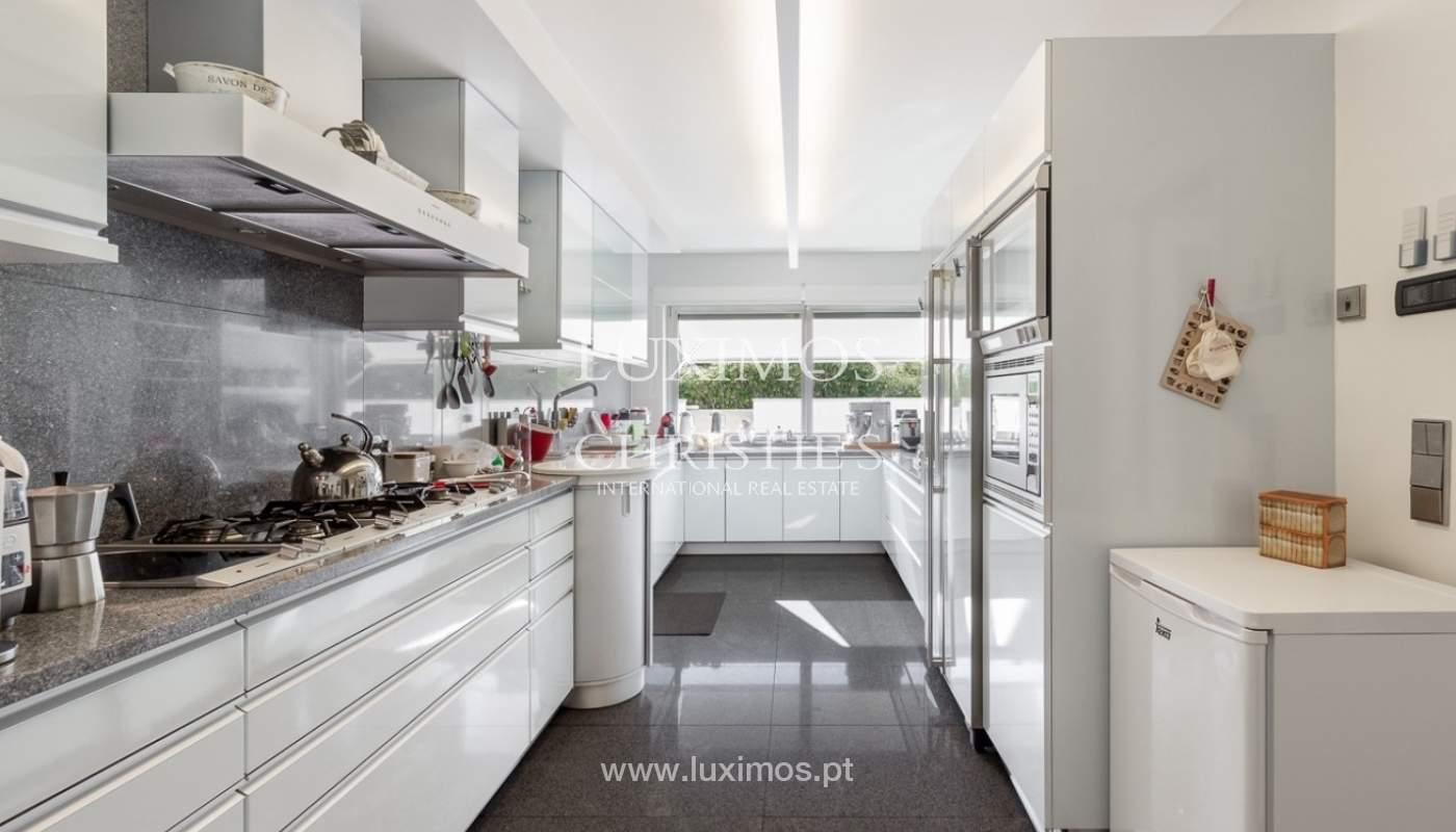 Modern Duplex apartment for sale, Foz do Douro, Porto, Portugal _69017