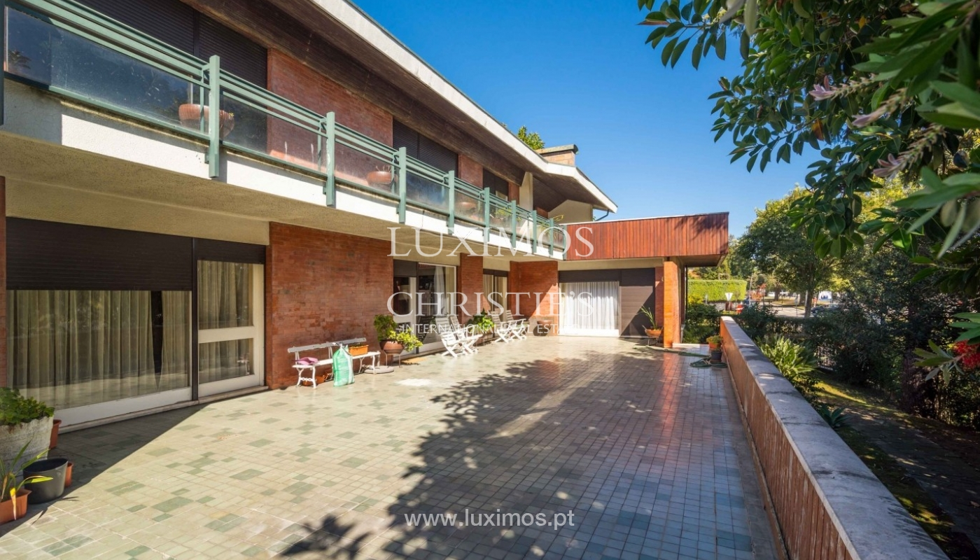 Luxury villa for sale, with garden, by the sea, Porto, Portugal_69305