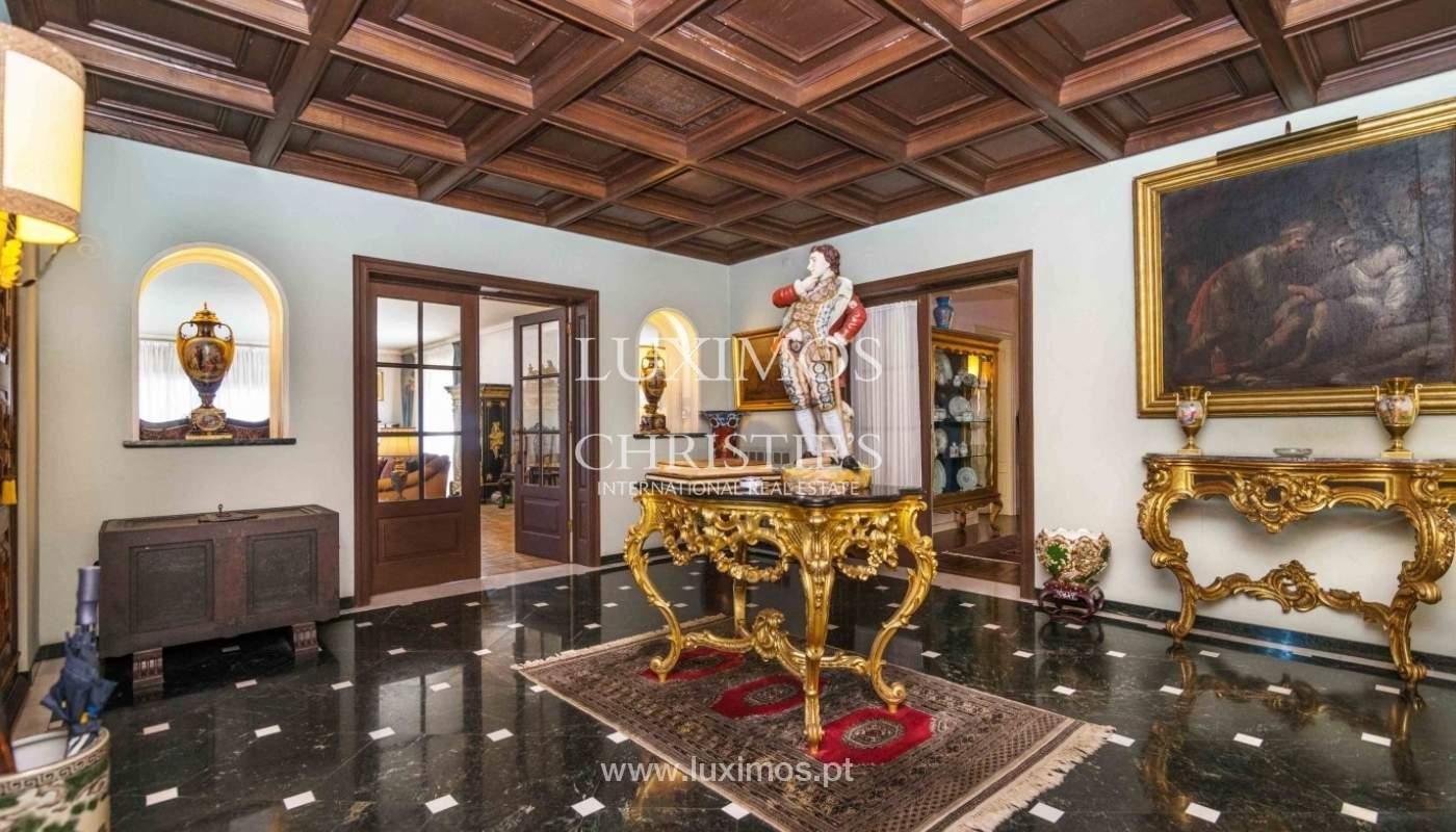 Verkauf Luxus-villa mit Garten, nahe dem Meer, Porto, Portugal _69306