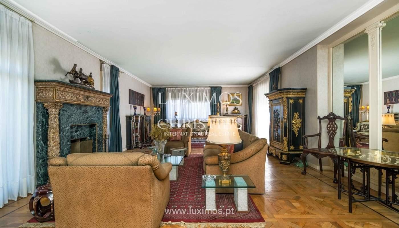 Verkauf Luxus-villa mit Garten, nahe dem Meer, Porto, Portugal _69308