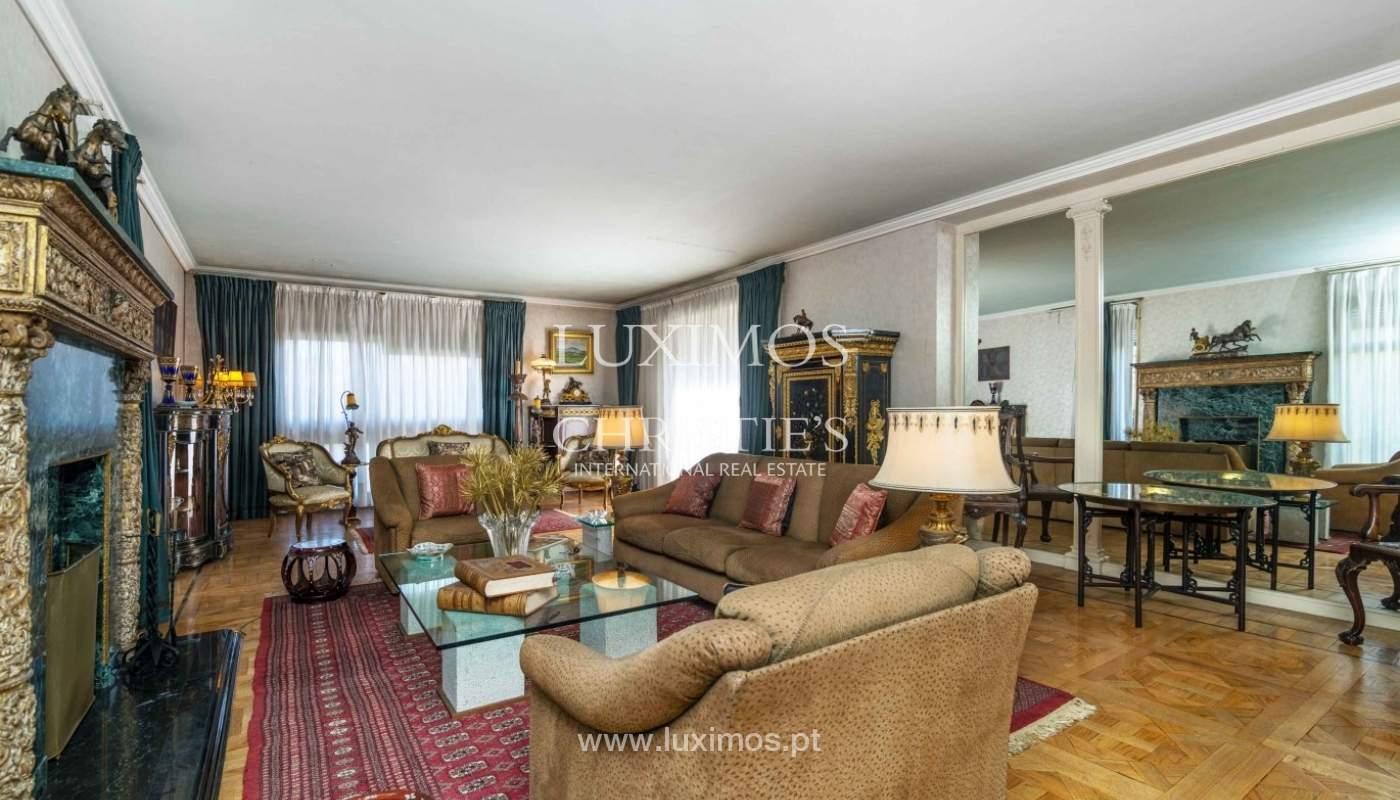 Verkauf Luxus-villa mit Garten, nahe dem Meer, Porto, Portugal _69310