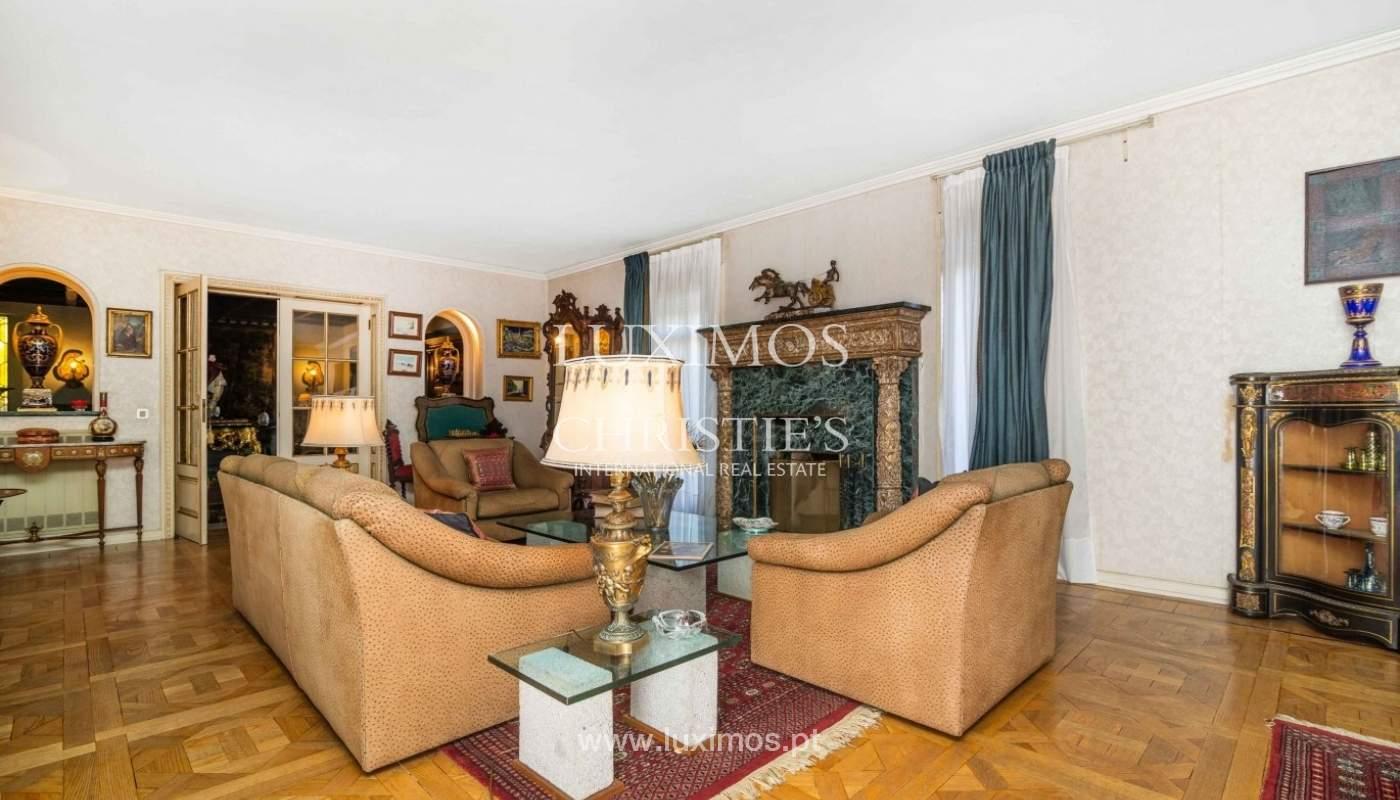Verkauf Luxus-villa mit Garten, nahe dem Meer, Porto, Portugal _69311