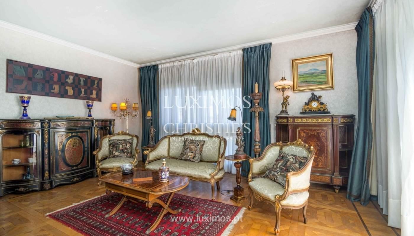 Verkauf Luxus-villa mit Garten, nahe dem Meer, Porto, Portugal _69312