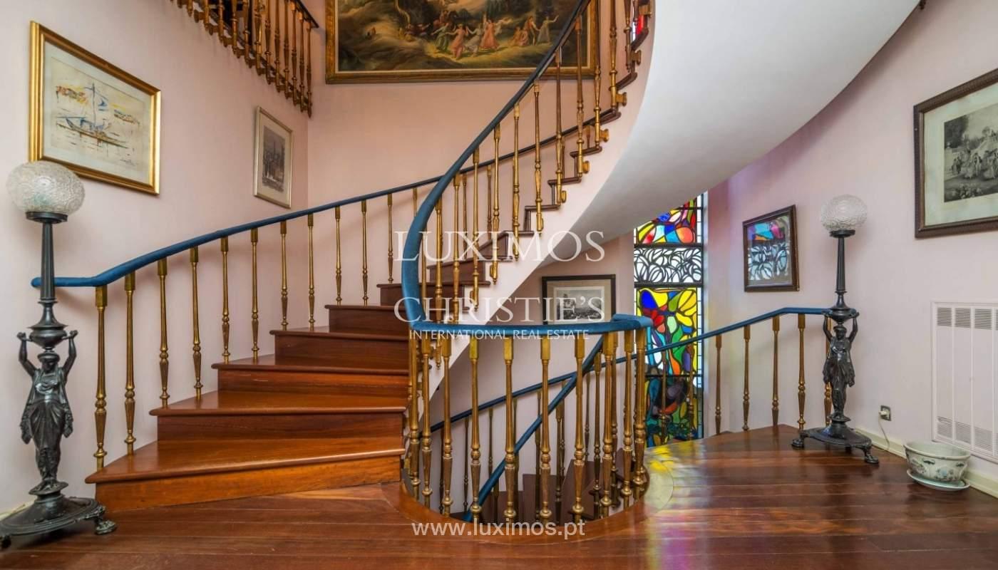 Verkauf Luxus-villa mit Garten, nahe dem Meer, Porto, Portugal _69313