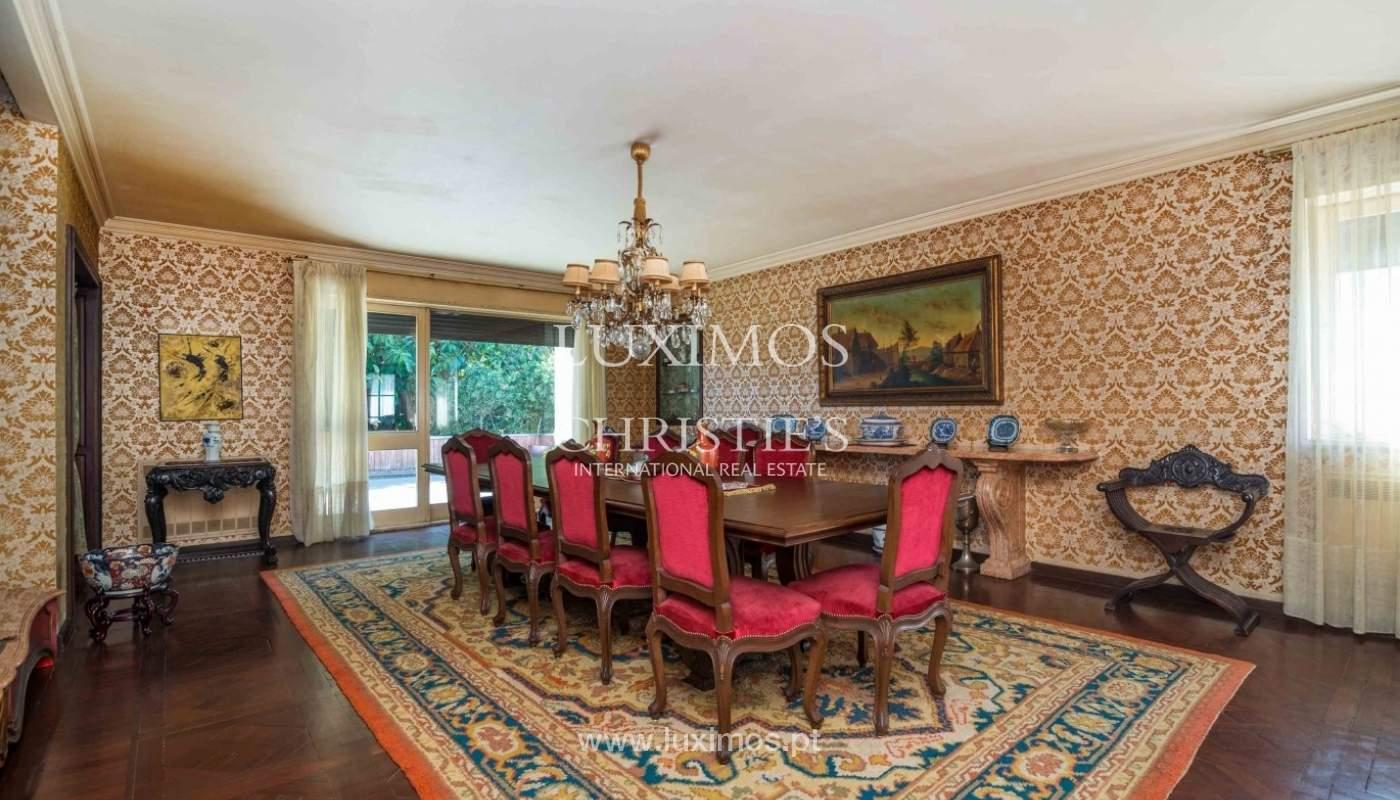 Verkauf Luxus-villa mit Garten, nahe dem Meer, Porto, Portugal _69317