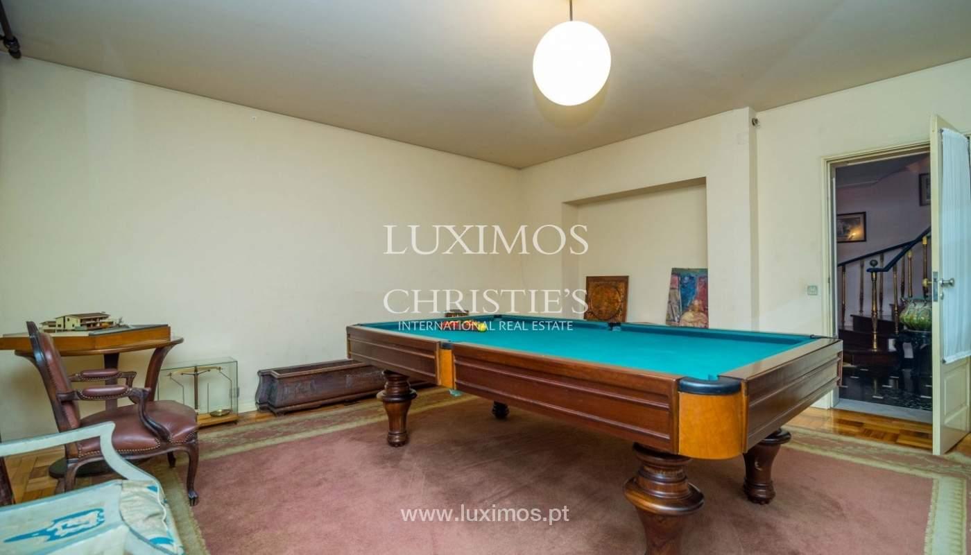Verkauf Luxus-villa mit Garten, nahe dem Meer, Porto, Portugal _69318