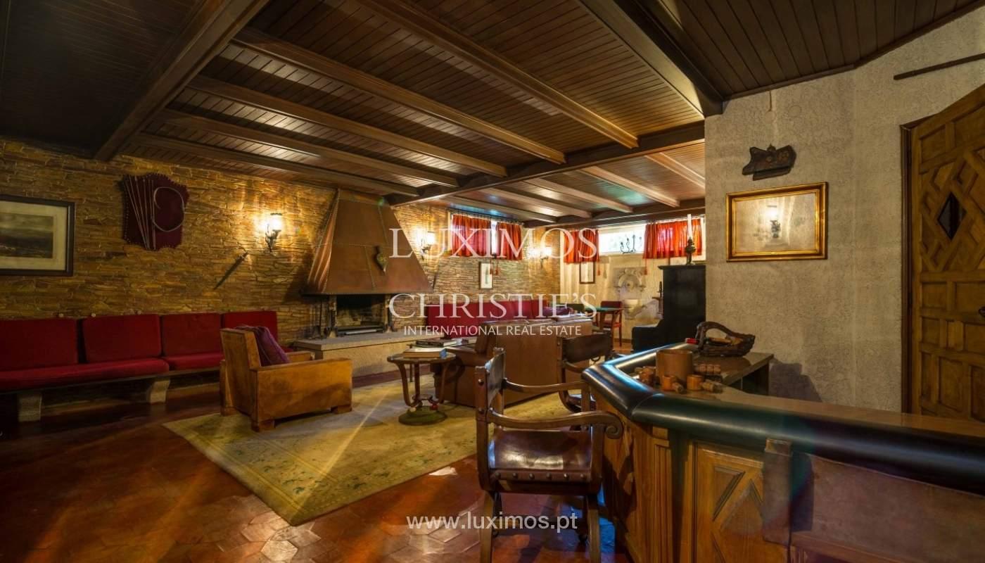 Verkauf Luxus-villa mit Garten, nahe dem Meer, Porto, Portugal _69319