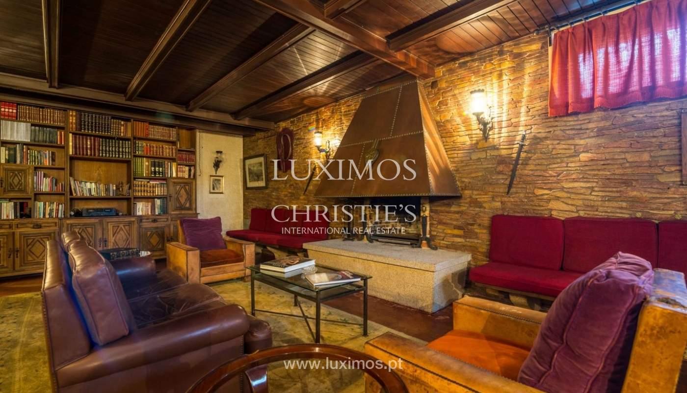 Verkauf Luxus-villa mit Garten, nahe dem Meer, Porto, Portugal _69320