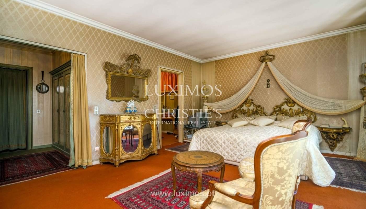 Verkauf Luxus-villa mit Garten, nahe dem Meer, Porto, Portugal _69321