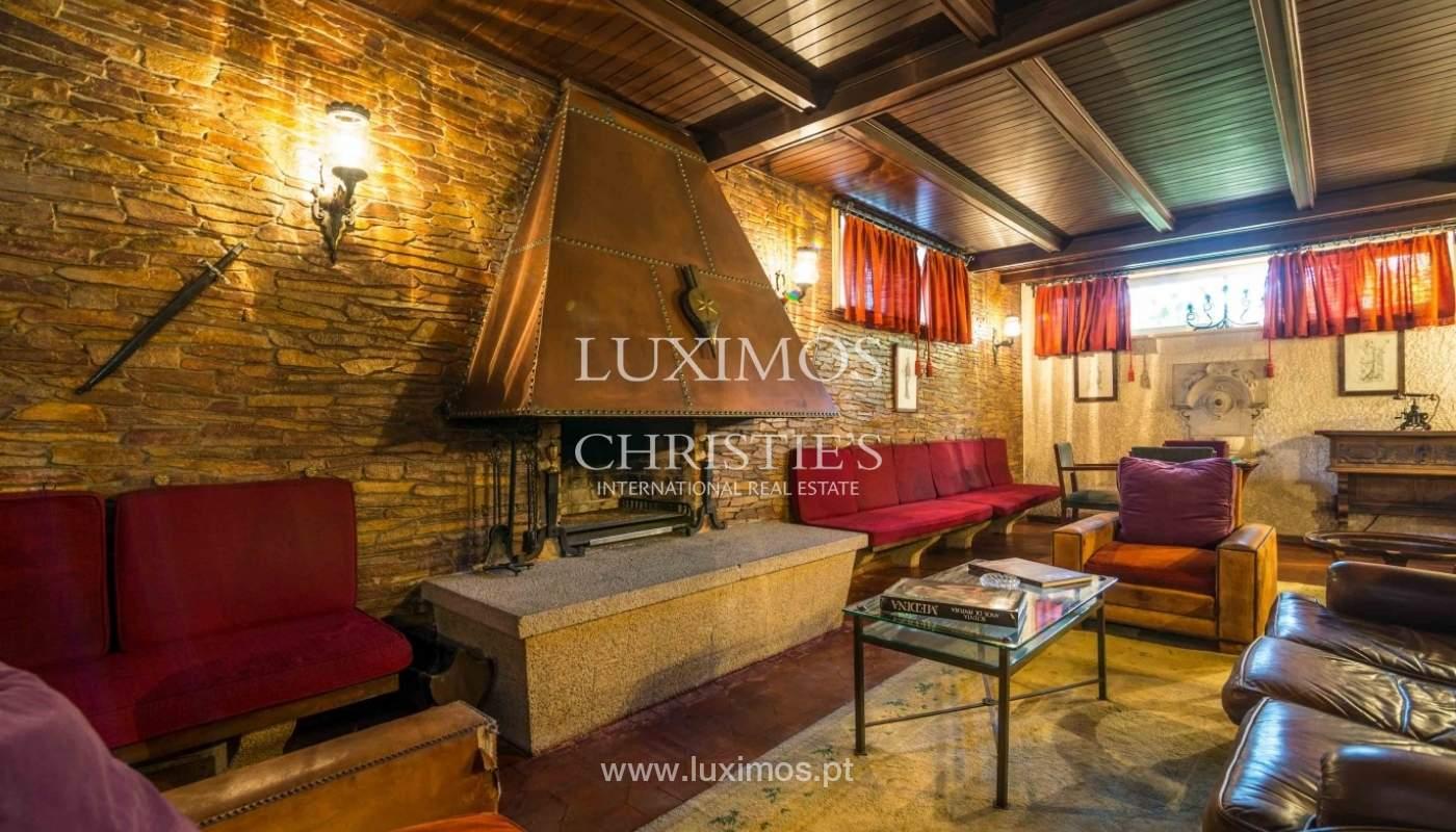 Verkauf Luxus-villa mit Garten, nahe dem Meer, Porto, Portugal _69324