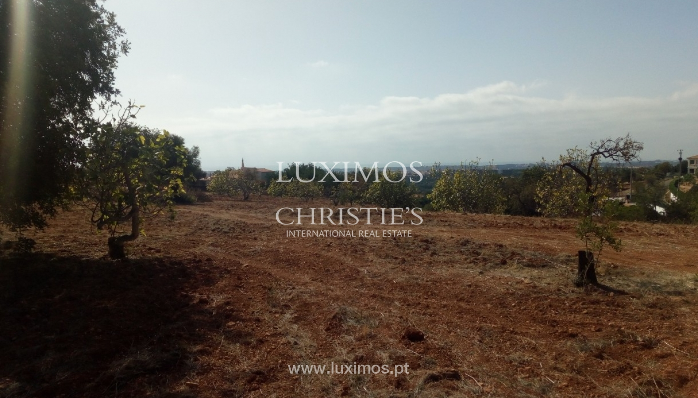 Plot area with ruin for sale, sea views, Boliqueime, Algarve, Portugal_69585