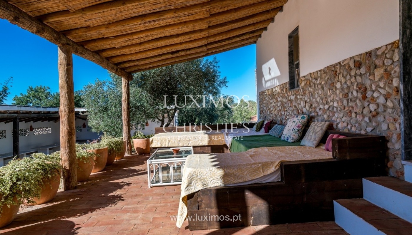 Piso en venta, piscina y tenis, Sta Bárbara de Nexe, Algarve, Portugal_70530