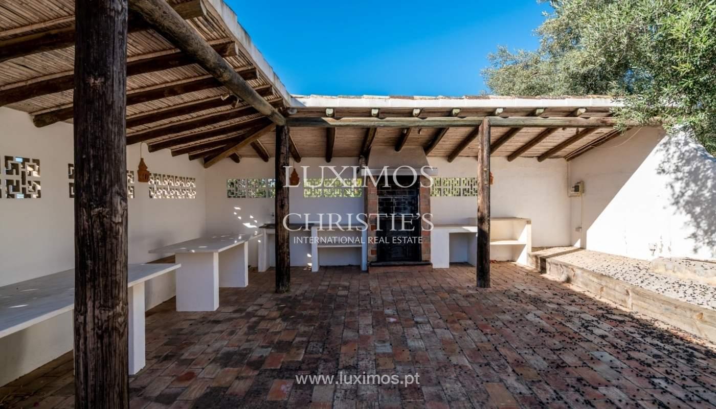 Piso en venta, piscina y tenis, Sta Bárbara de Nexe, Algarve, Portugal_70535