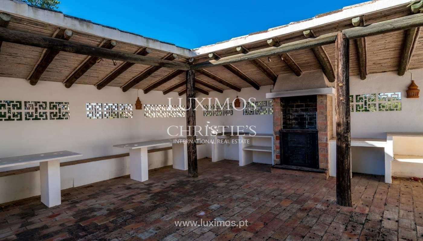Piso en venta, piscina y tenis, Sta Bárbara de Nexe, Algarve, Portugal_70538