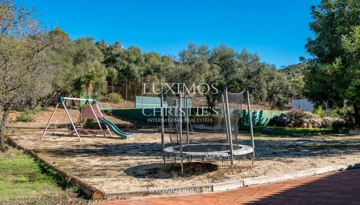 Piso en venta, piscina y tenis, Sta Bárbara de Nexe, Algarve, Portugal_70541