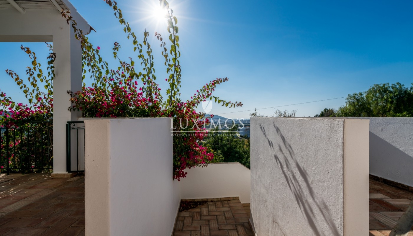 Villa for sale, with pool and ocean views, Loulé, Algarve, Portugal_70742