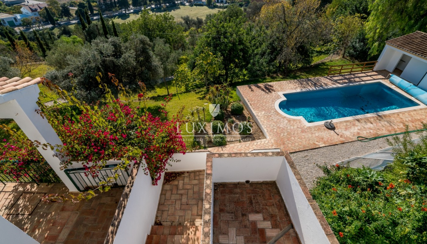 Villa for sale, with pool and ocean views, Loulé, Algarve, Portugal_70745