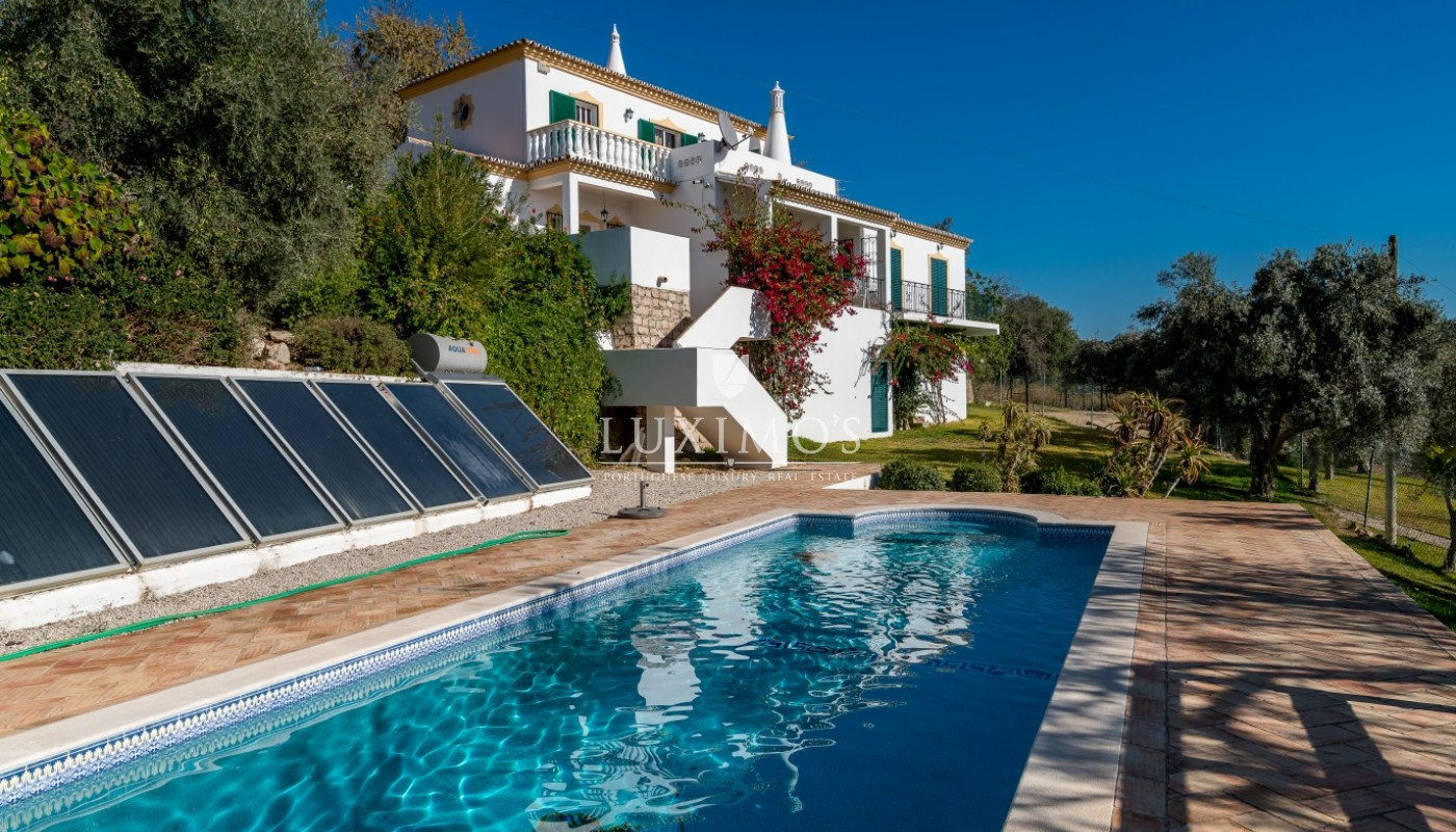 Villa for sale, with pool and ocean views, Loulé, Algarve, Portugal_70749