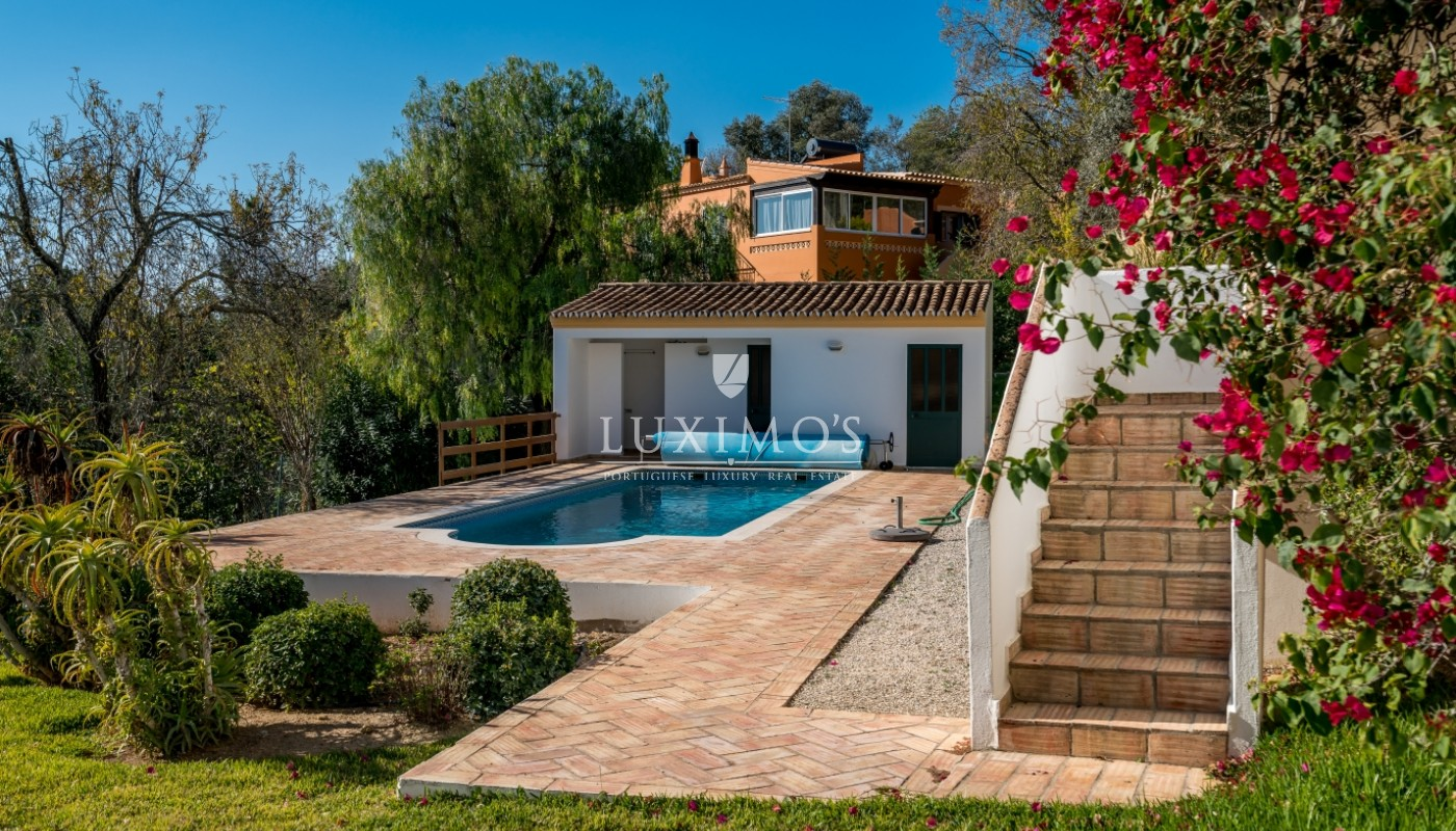 Villa for sale, with pool and ocean views, Loulé, Algarve, Portugal_70753