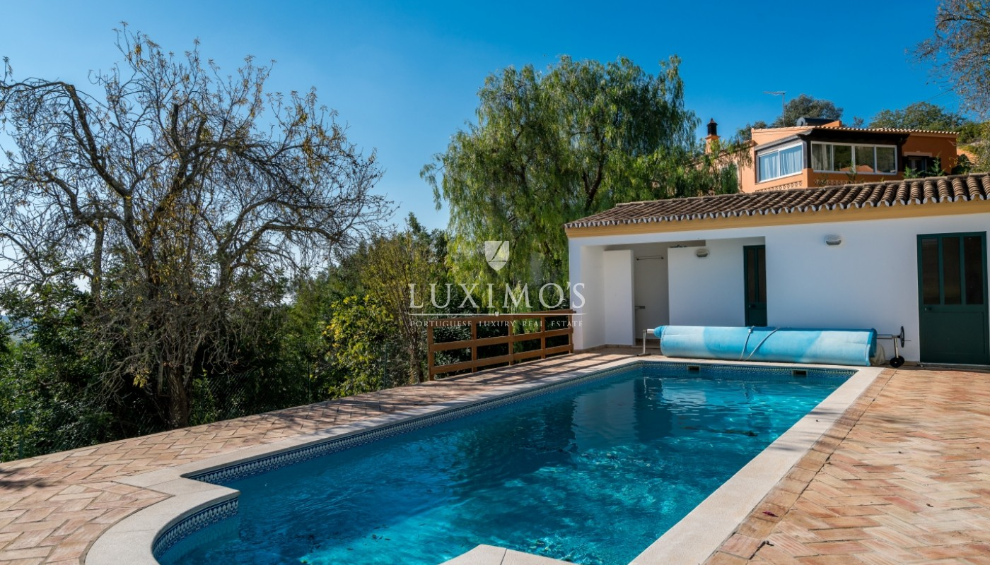 Villa for sale, with pool and ocean views, Loulé, Algarve, Portugal_70757