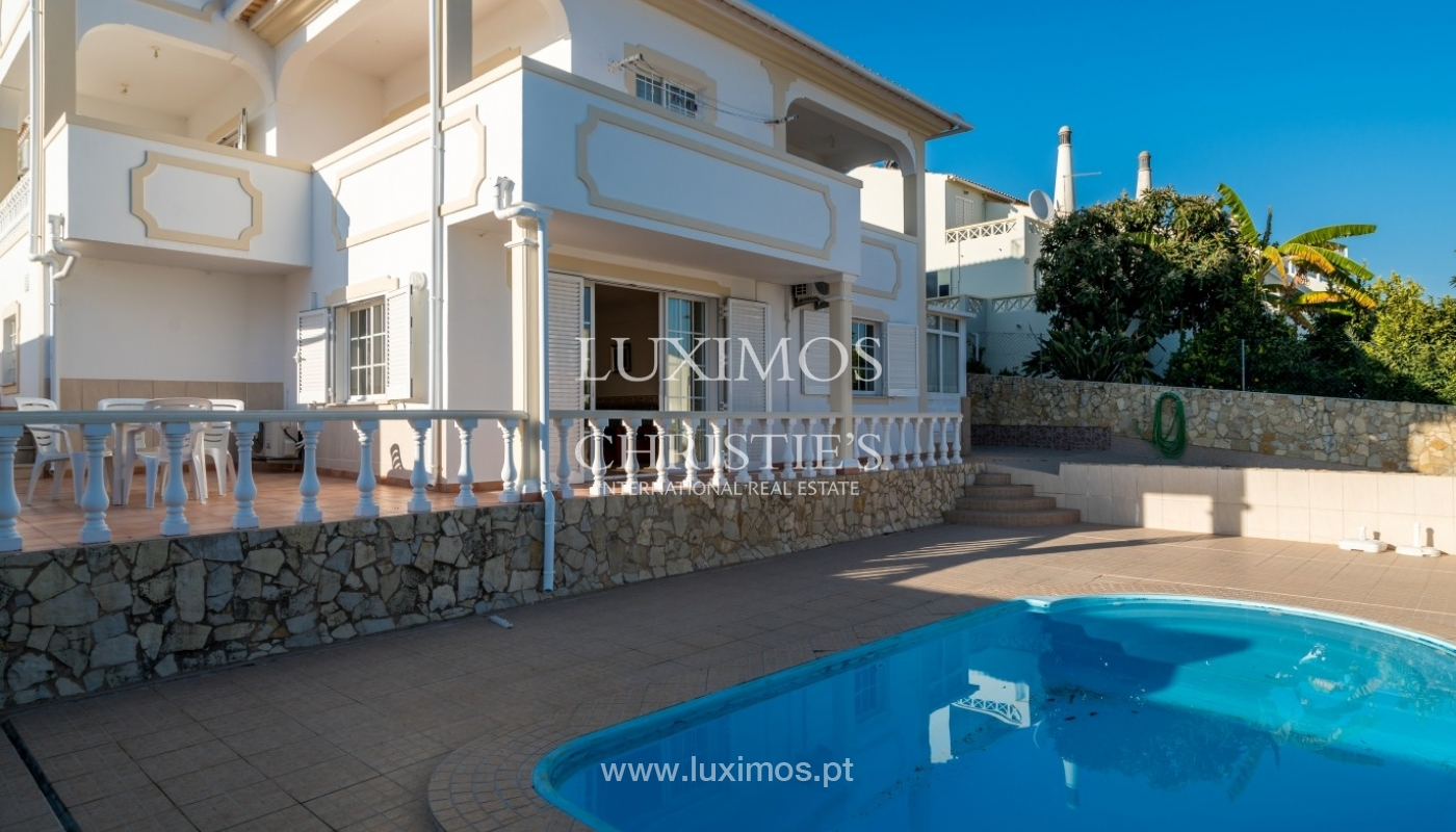 Villa for sale with pool, near the beach, Albufeira, Algarve, Portugal_70885