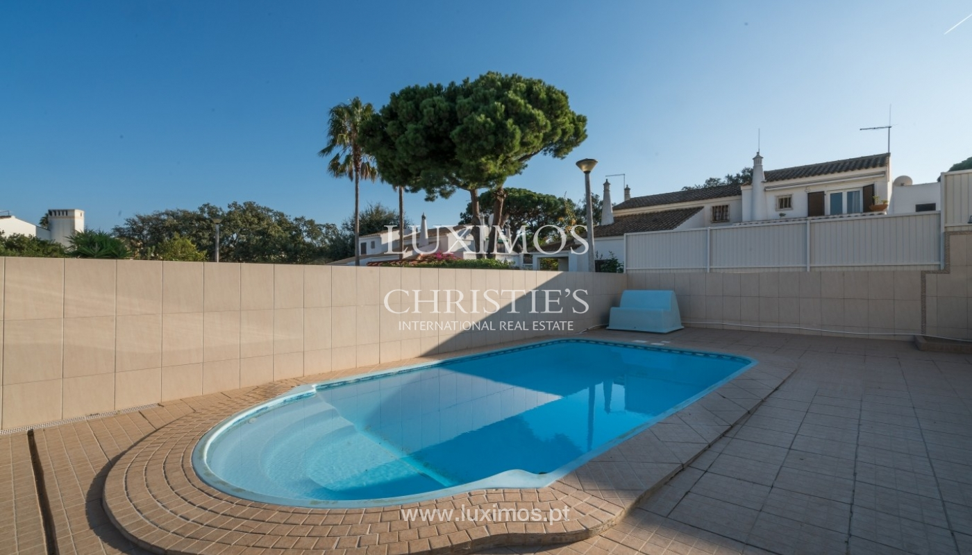 Villa for sale with pool, near the beach, Albufeira, Algarve, Portugal_70889