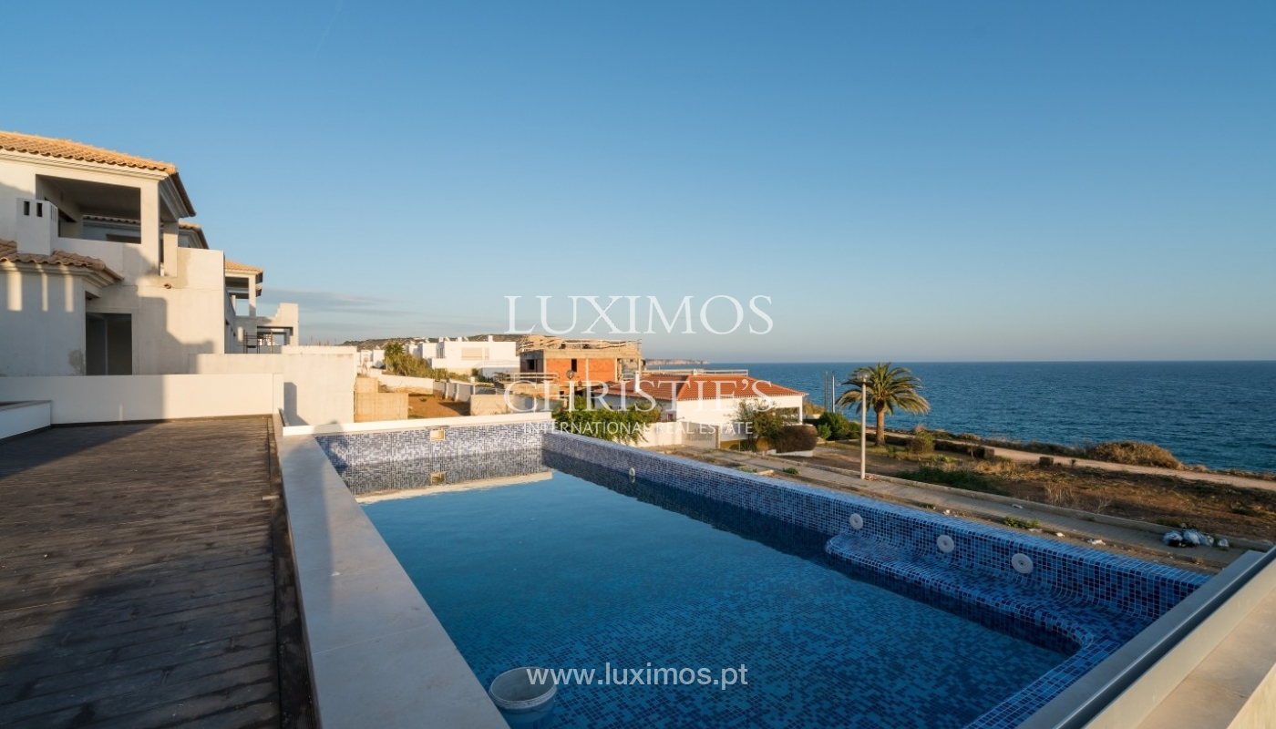 Neue villa zum Verkauf mit Meerblick, nah am Strand/golf-Kurse, Lagos, Algarve, Portugal_71111