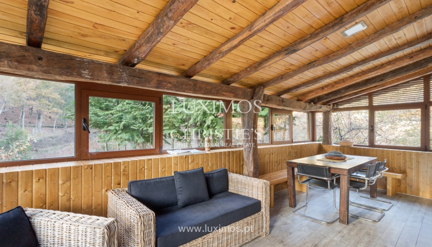Casa de campo de lujo con piscina, en Gerês, Braga, Portugal_71815