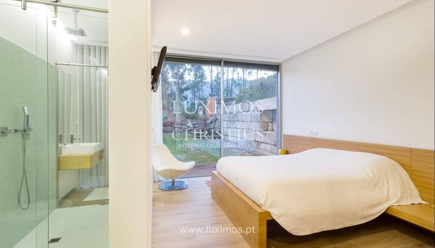 Casa de campo de lujo con piscina, en Gerês, Braga, Portugal_71827