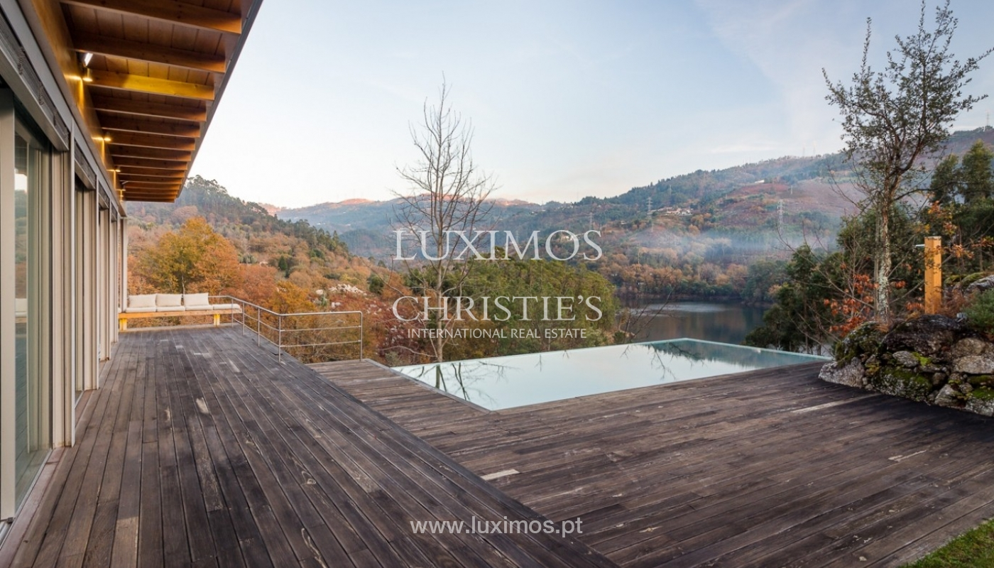 Luxury country house with swimming pool, in Gerês, Braga, Portugal _71829