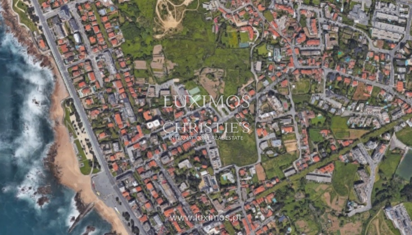 Sale of plot of land for construction, Foz do Douro, Porto, Portugal_71894