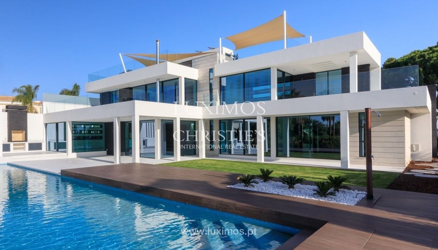 Villa for sale with pool and sea view, Vale do Lobo, Algarve, Portugal_72017