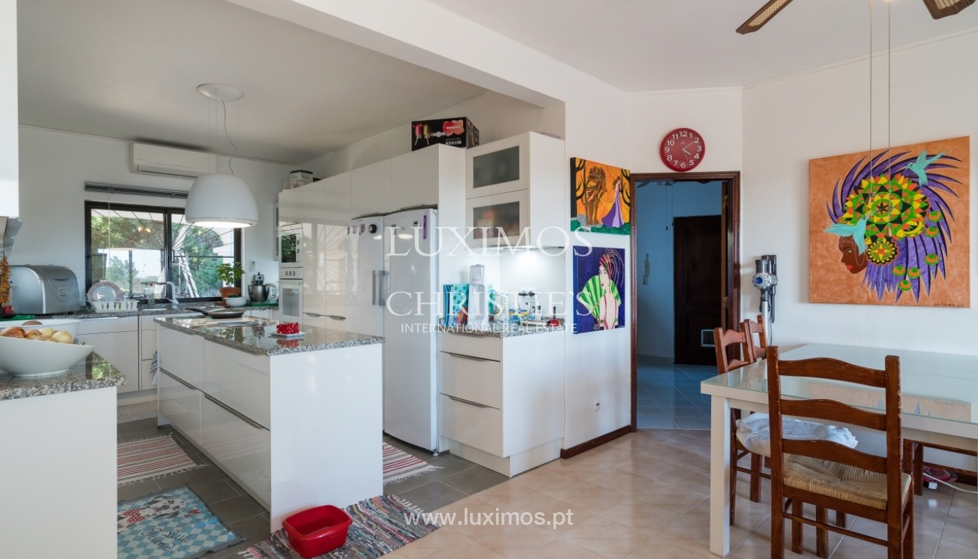 Propriedade à venda, piscina, vista mar, Santa Bárbara Nexe, Algarve_72130