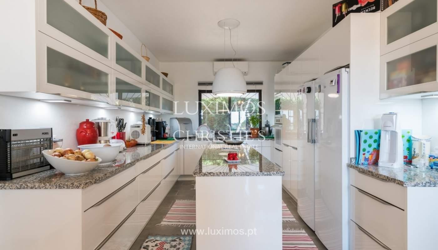 Propriedade à venda, piscina, vista mar, Santa Bárbara Nexe, Algarve_72132